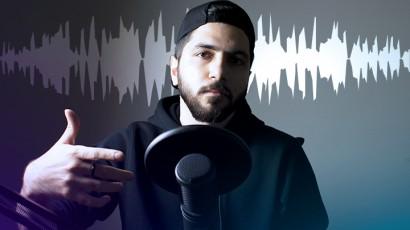 آموزش ضبط صدا و نویز گیری